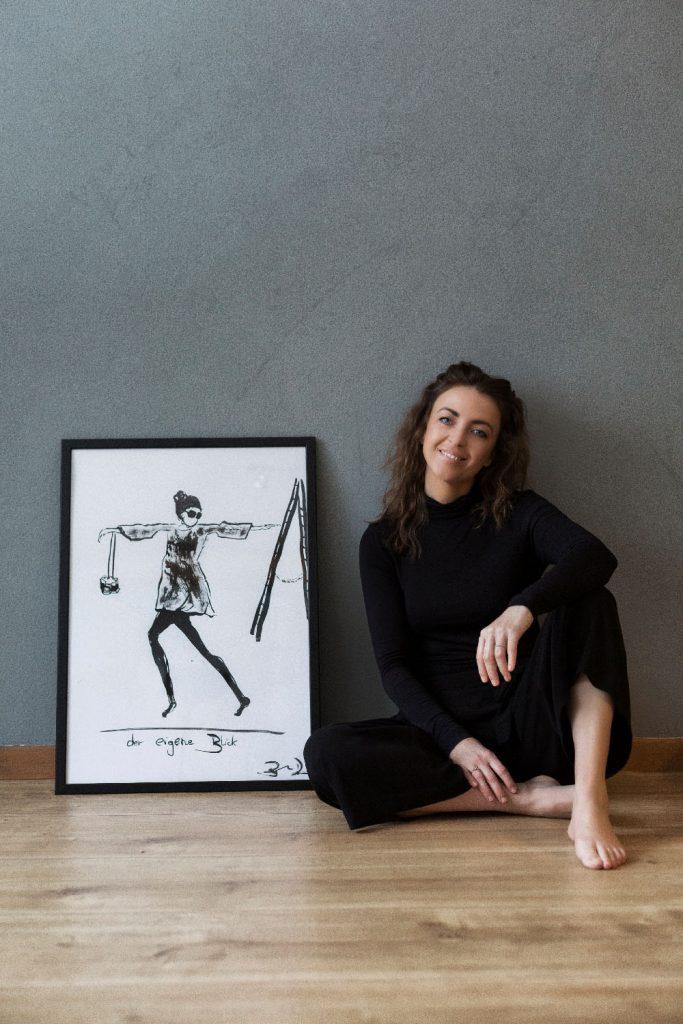 Portrait - Kathrin Holzmann